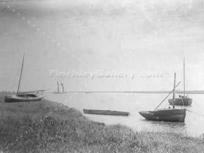 Old Boats, Canvey Island