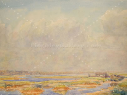 Paintings Of Canvey Island S