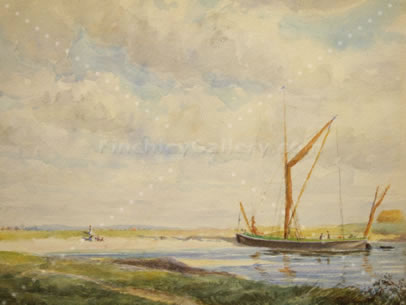 THORNEY BAY, CANVEY ISLAND, 1920