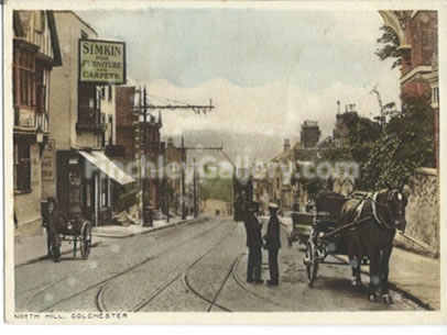 North Street, Colchester, Essex