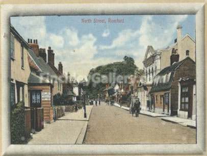 North Street, Romford, Essex