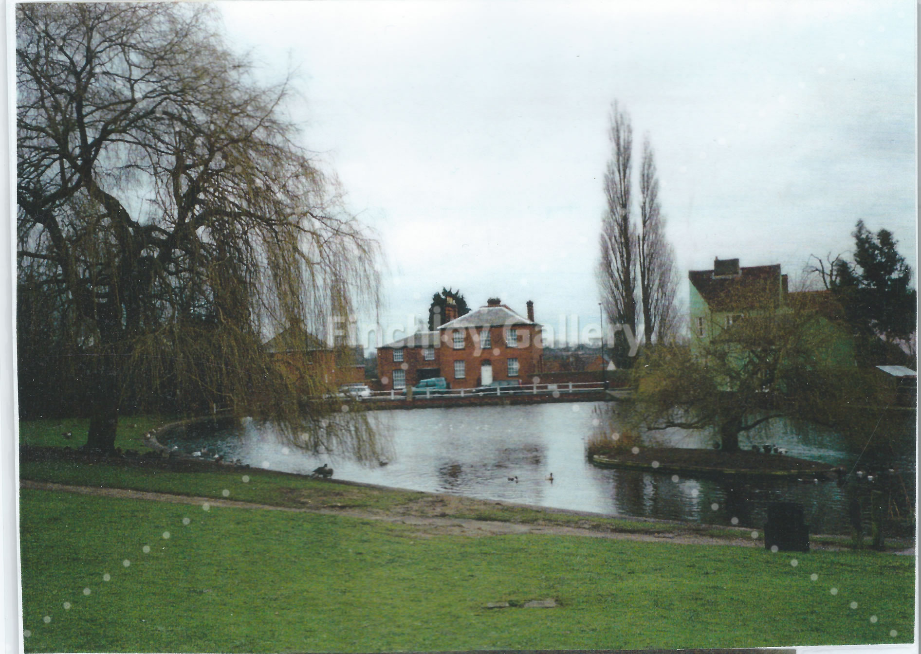 The Doctor's Pond Dunmow