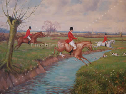 THE FOX HUNT 1959, ESSEX