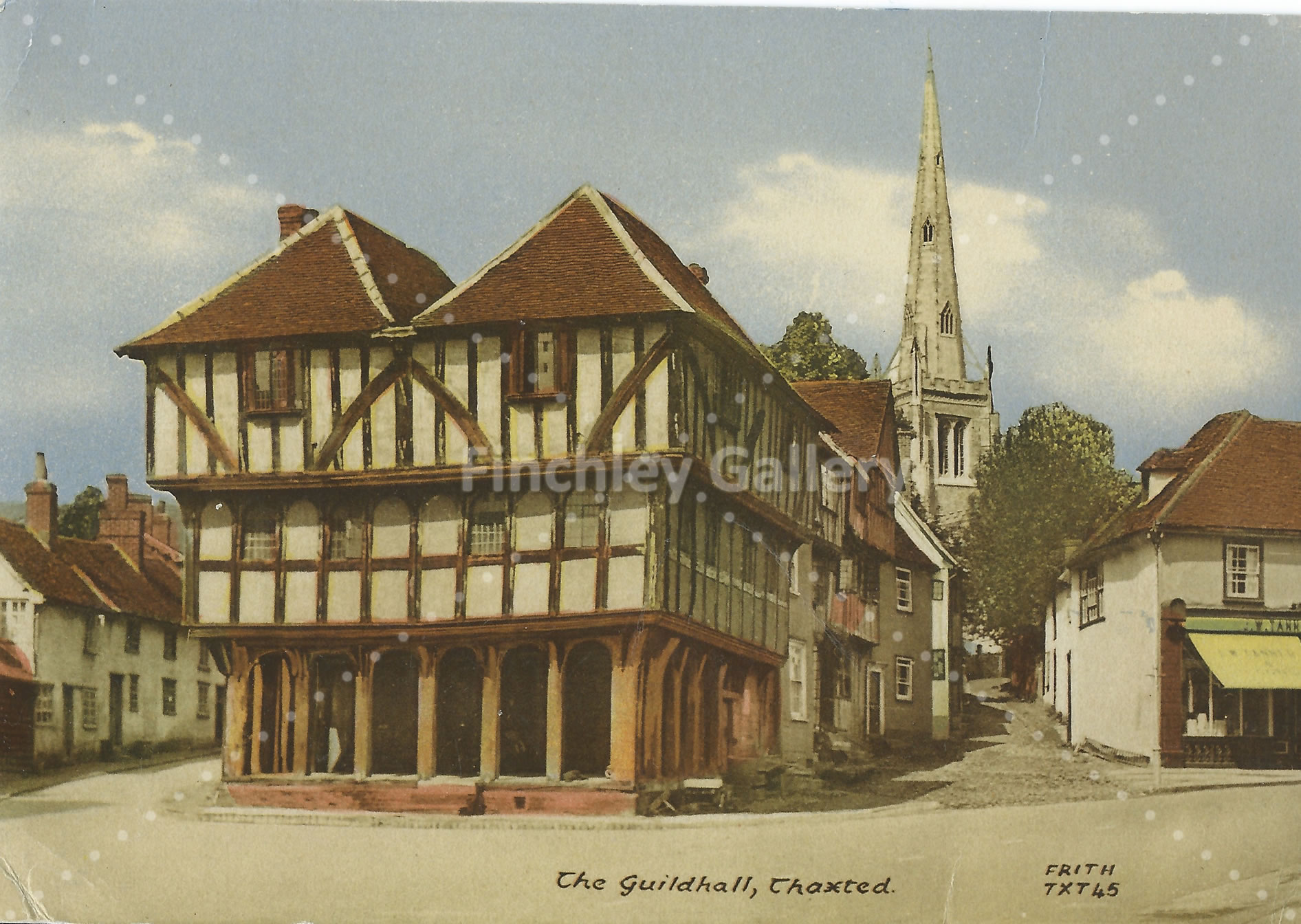 The Guildhall Thaxted