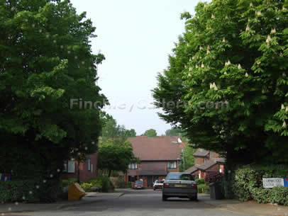 COPWOOD CLOSE, FINCHLEY 2007 (SITE OF OLD HOUSE IN TORRINGTON PARK)