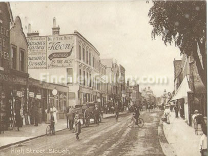 High Street, Slough 1913