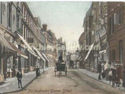 Queen Street, Maidenhead 1905