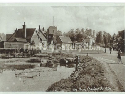 The Pond, Chalfont St. Giles