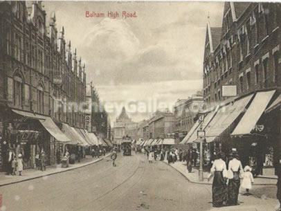 Balham High Road 1907