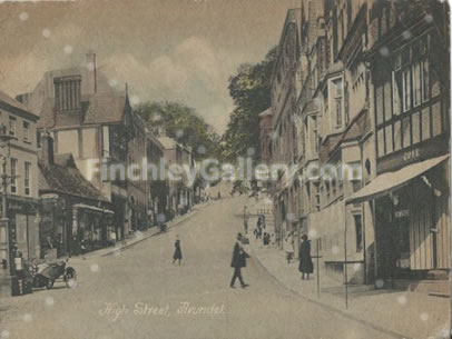 High Street, Arundel, Sussex