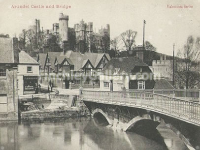 Arundel Castle and Bridge