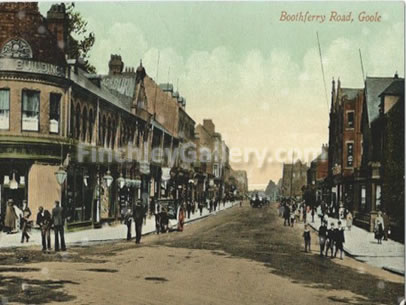 Boothferry Road, Goole, Yorkshire