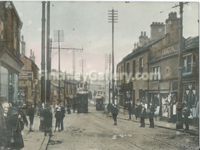Town Street, Stanningley, West Yorkshire